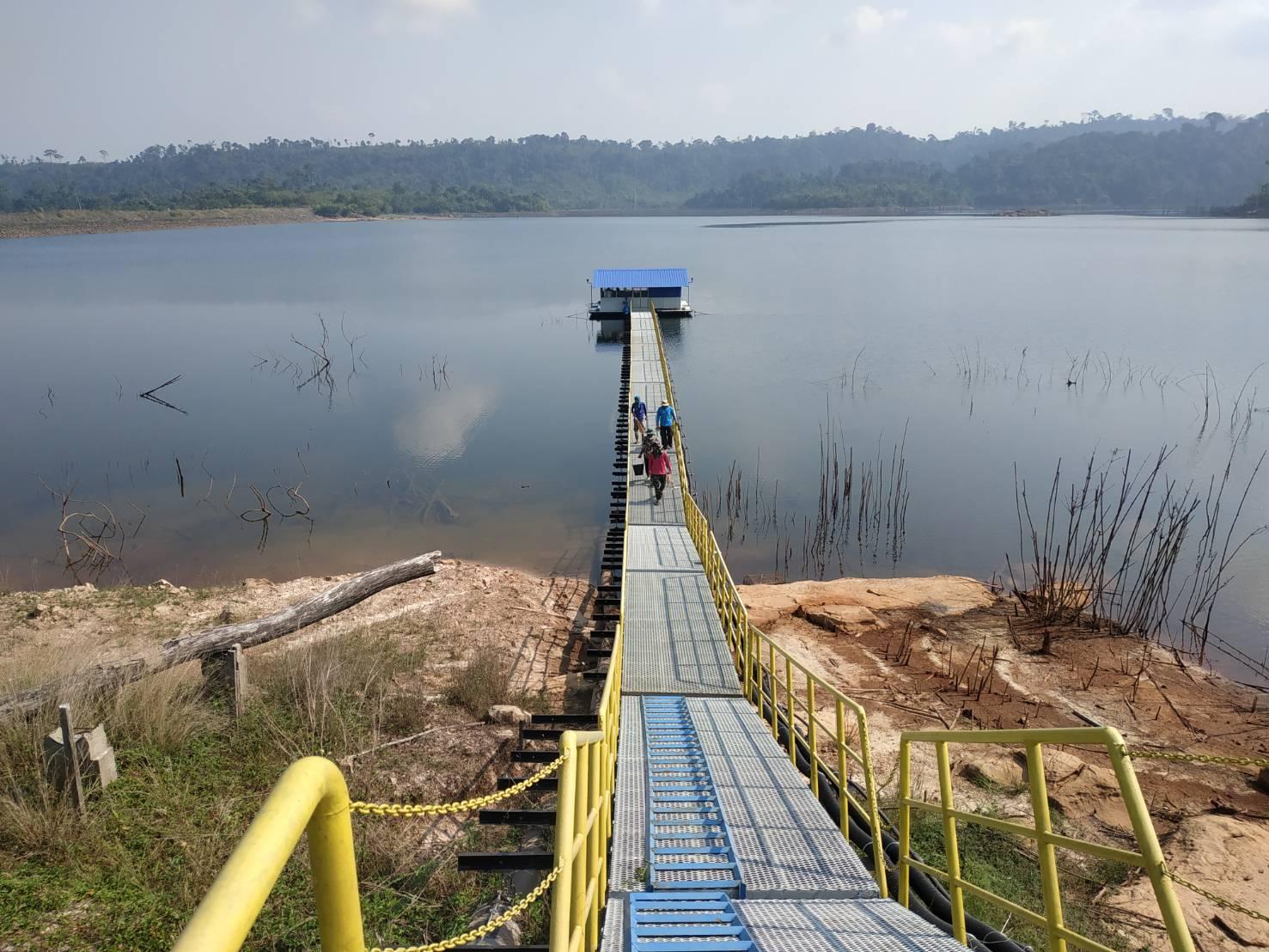กปภ.สาขาคลองใหญ่ จัดกิจกรรม Big Clearning Day ประจำเดือน มกราคม 2562 ณ สถานีผลิตน้ำคลองสะพานหิน อ.เมือง จ.ตราด