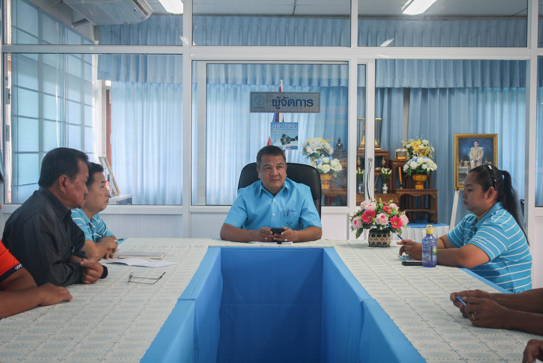 กปภ.สาขาตราดจัดประชุมงานสายงานบริการและควบคุมน้ำสูญเสีย 1/62