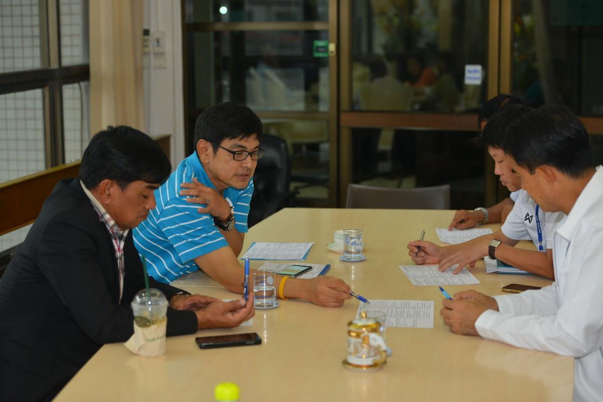 กปภ.สาขาพัทยา (พ) ร่วมหารือกับผู้บริหารเมืองพัทยา เรื่อง แผนรองรับแก้ไขปัญหาภัยแล้ง