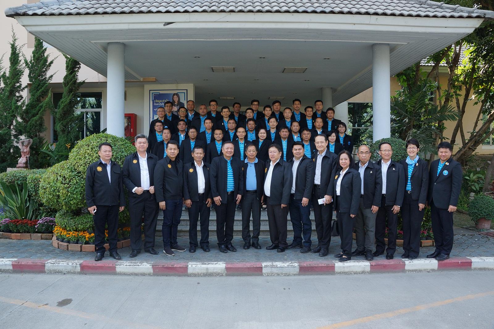 กปภ.ข.9 ต้อนรับที่ปรึกษารัฐมนตรีช่วยว่าการกระทรวงมหาดไทยและคณะ