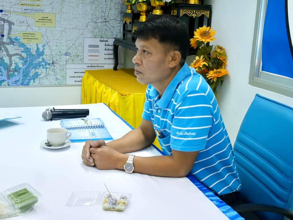 การประปาส่วนภูมิภาคสาขากระบี่ จัดกิจกรรมสนทนายามเช้า (Morning Talk) ครั้งที่ 5 ประจำปีงบประมาณ 2563