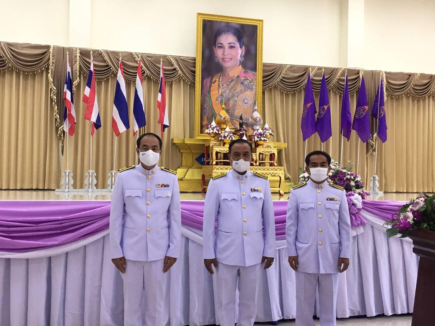 กปภ.สาขาพระพุทธบาท ร่วมพิธีลงนามถวายพระพรชัยมงคล สมเด็จพระนางเจ้าฯ พระบรมราชินี เนื่องในโอกาสวันเฉลิมพระชนมพรรษา