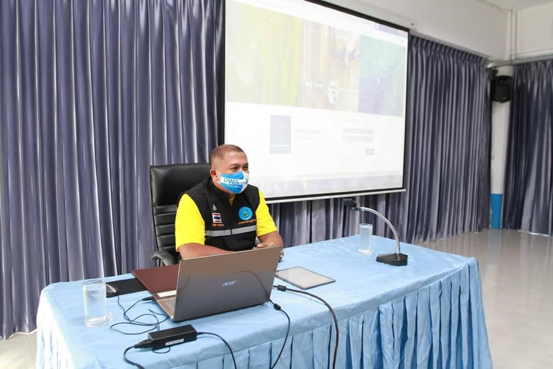กปภ.เขต ๑ จัดอบรม OJT การลงข้อมูลระบบบำรุงรักษาอุปกรณ์ PM DMA ฯ