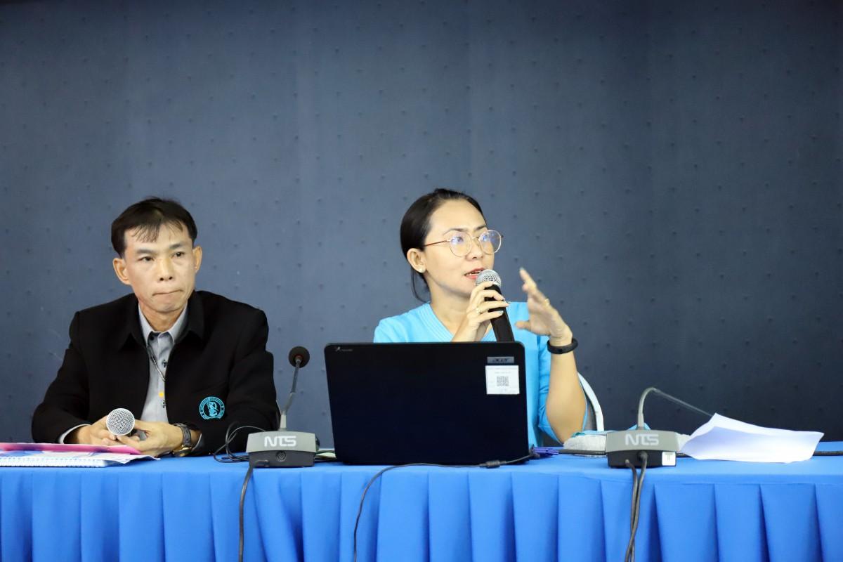 กองเทคโนโลยีสารสนเทศ กปภ.เขต 10 จัดประชุมซักซ้อมความรู้ด้านระบบเทคโนโลยีสารสนเทศ กปภ. (PWA 4.0)