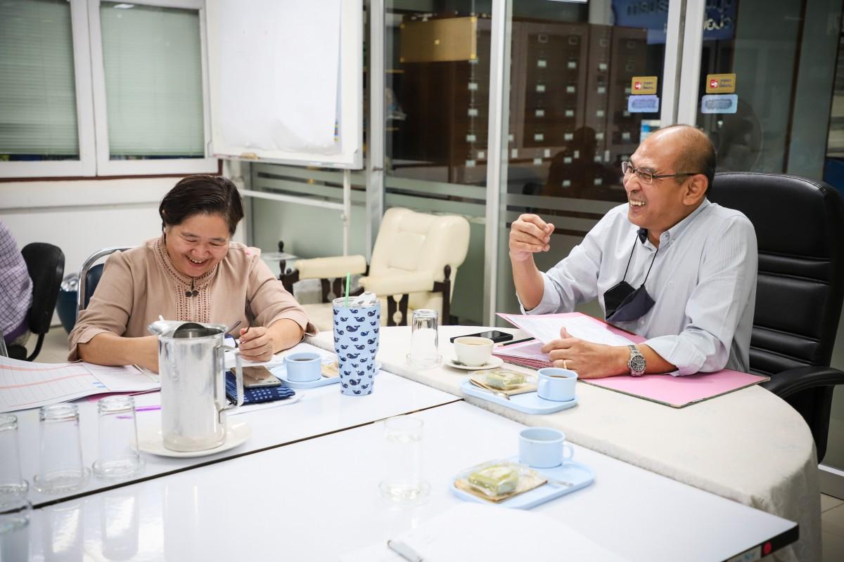 การประปาส่วนภูมิภาคเขต 2 จัดกิจกรรมสภากาแฟ